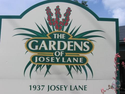 1 of 5 for Gardens of josey lane