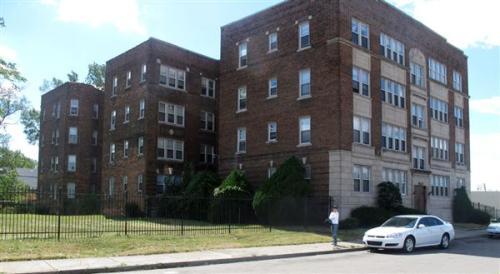 Apartments On West Grand Blvd Detroit Mi