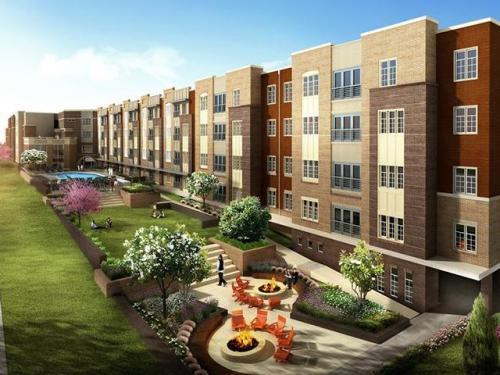 Circle University City Charlotte Nc 28213 Hotpads