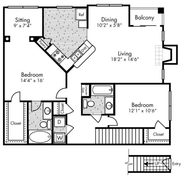 Gallery For Unique House Plans With Open Floor Plans