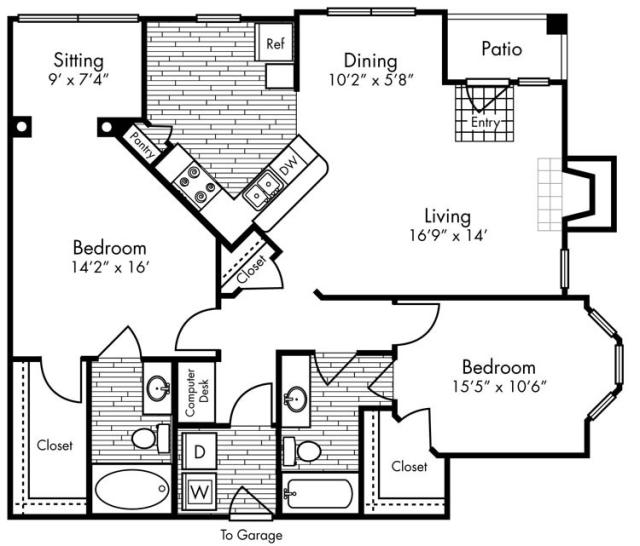 Unique house plans open floor plan joy studio design for Unique house plans with open floor plans