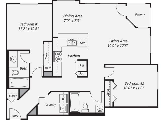 Avalon Bellevue Park, Bellevue, WA 98004 - HotPads