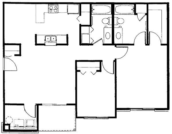 bedroom apartments in statesboro ga garden