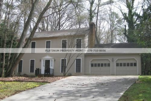 Stone Mountain-Lilburn Home For Rent 4 bdrm by ... Photo 1
