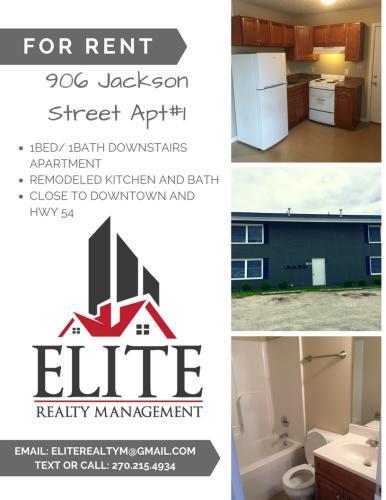 906-1 Jackson Street Down Photo 1