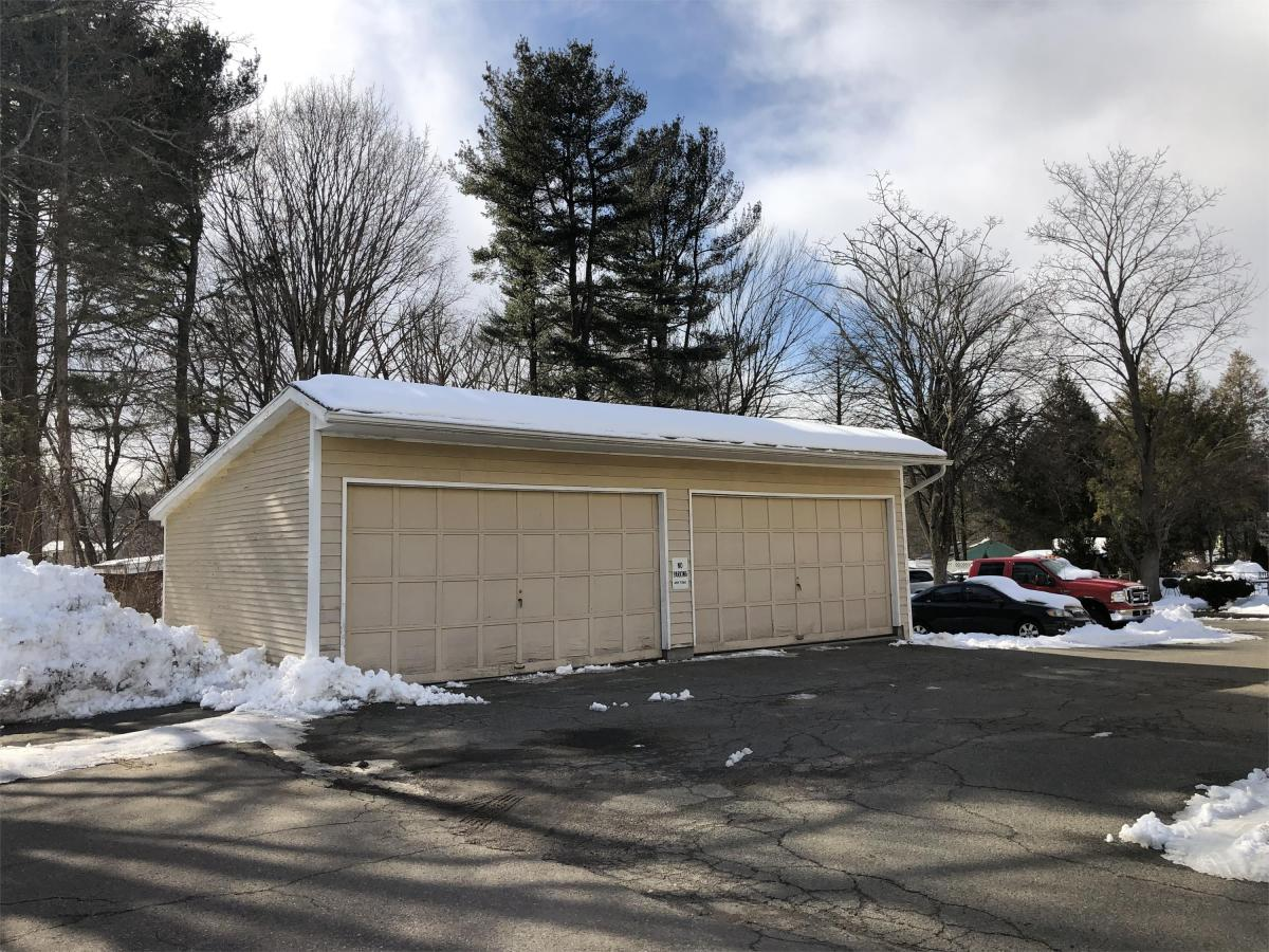 66 Lyman Street   Garage