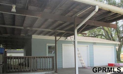 316 S 15th Street - Garage Photo 1