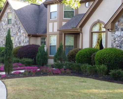 Furnished Tudor East of ATL in Conyers Photo 1