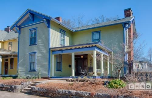 Furnished Historic Home in Knoxville, TN Photo 1