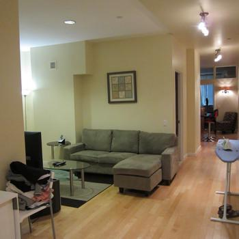 No Fee, Fully Furnished 1 Bedroom Condo In Down... Photo 1