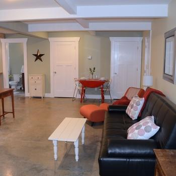 Furnished 1 Bedroom Daylight Basement Apartment... A Photo 1