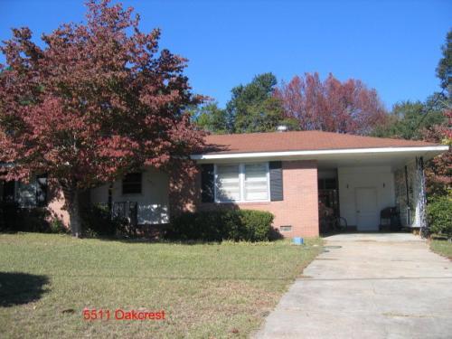 5511 Oakcrest Road Photo 1