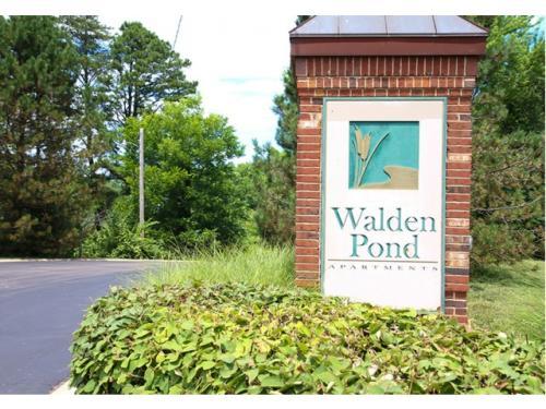 Walden Pond Photo 1