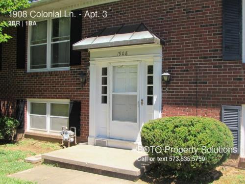 1908 Colonial Lane #3 Photo 1