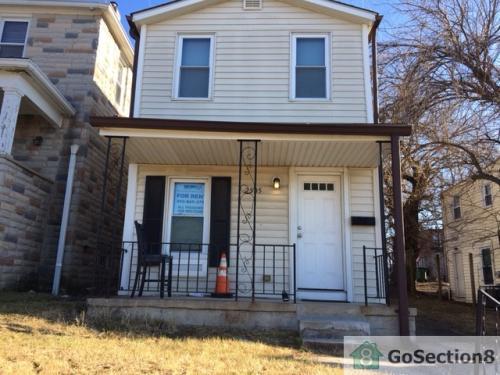 2505 Ridgely Street Photo 1
