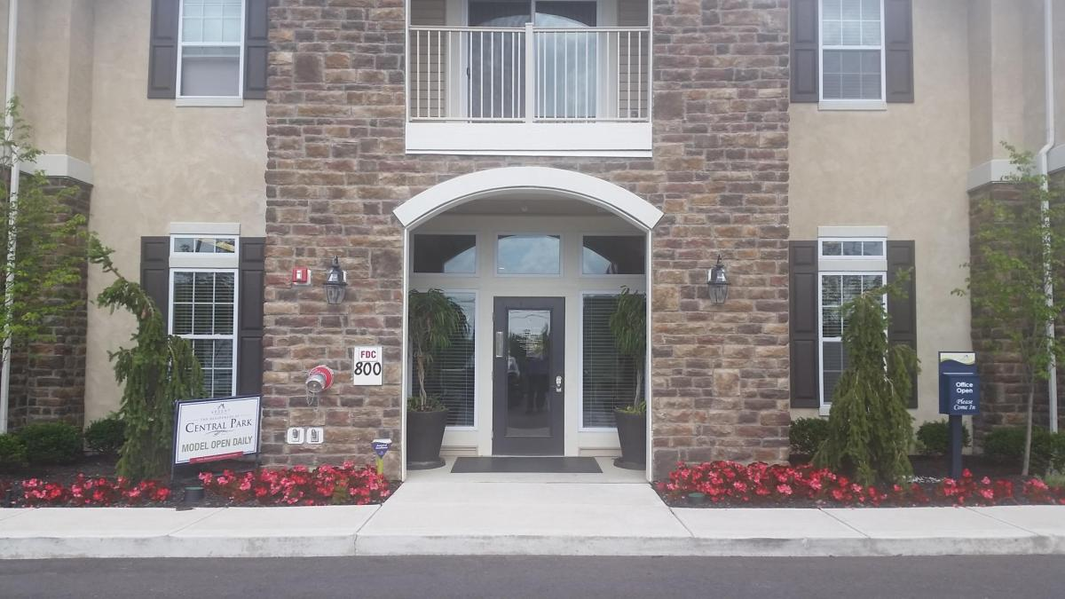 Residences At Central Park Apartments Columbus Oh From 850mo