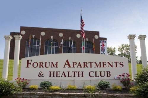 The Forum Apartments & Health Club Photo 1