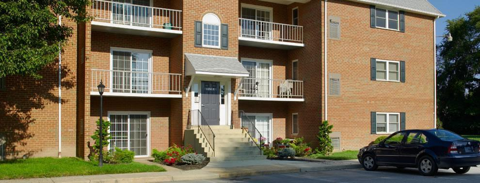 castlebrook apartments at 550 s dupont parkway  new castle