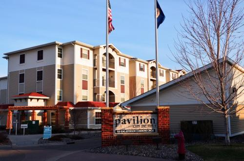 The Pavilion on Berry - Student Apartments Photo 1