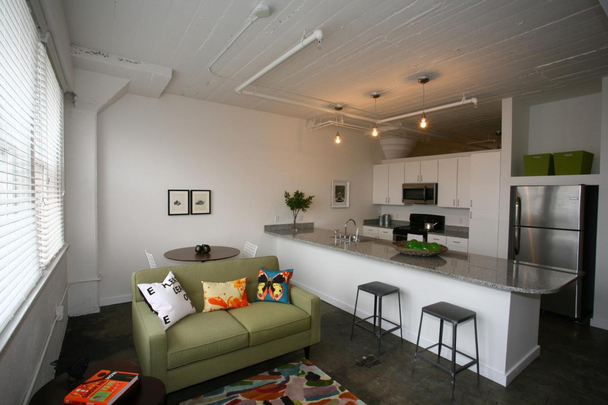 Studio Apartments Downtown Chattanooga
