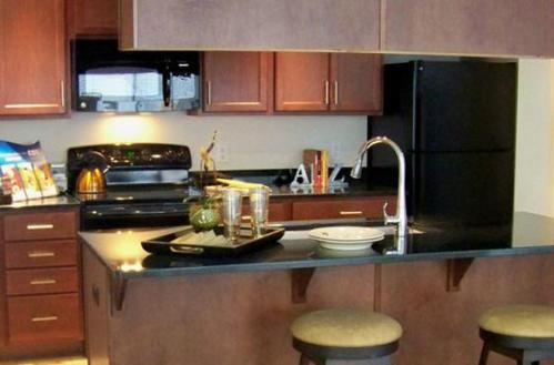 Midtown Crossing Contemporary Apartments Photo 1