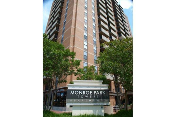 Monroe Park Towers at 520 W Franklin Street, Richmond, VA ...