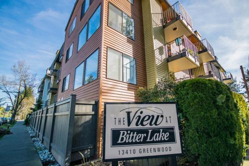 View at Bitter Lake Apartments Photo 1