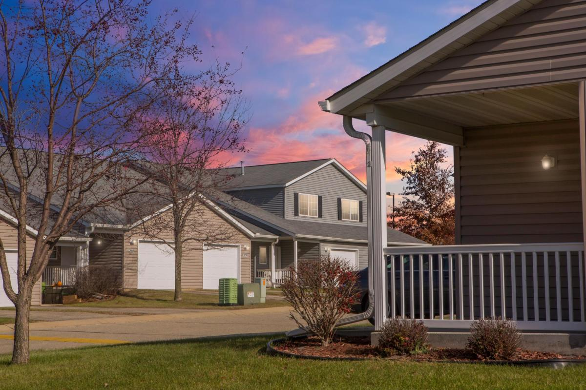 Georgetown Homes Apartments Rochester Mn From 1 195 Per