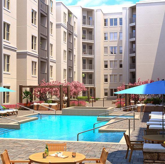 The View Apartments Fayetteville Arkansas: 376 W Watson St, Fayetteville, AR 72701