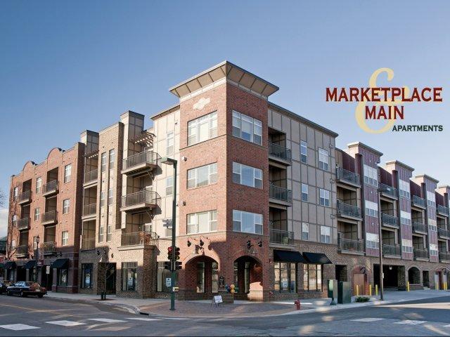 Marketplace and Main Apartments Photo 1