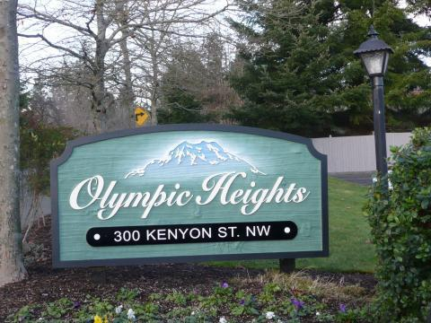 Olympic Heights Apartments Photo 1