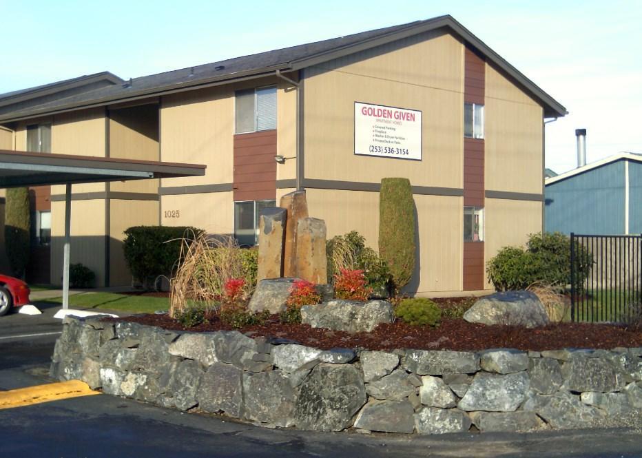 Golden Given Apartments At 1023 E 74th Street Tacoma Wa 98404 Hotpads