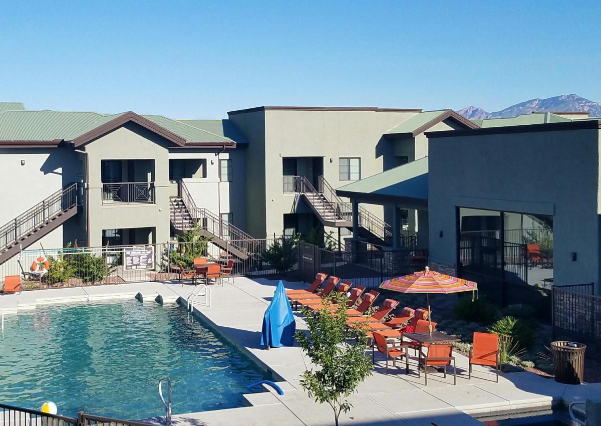 Apartments On Old Spanish Trail Tucson Az