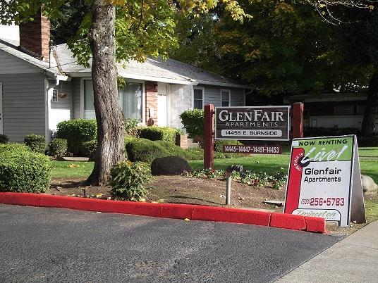 Glenfair Park Apartments Adorable Two Bedroom Apartments Portland Oregon