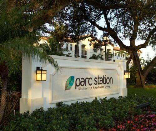 Parc Station Photo 1