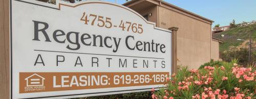 Regency Centre Apartments Photo 1