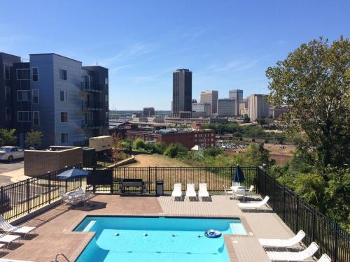 Shockoe Valley View Apartments. Richmond, VA 23223