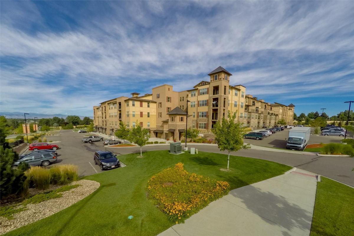 Luxury Cherry Creek Apartments