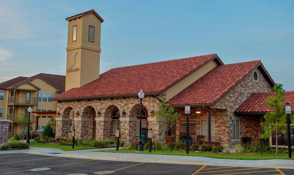 Cascata Luxury Apartments At 8001 S Mingo Road Tulsa OK 74133