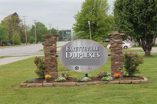 Fayetteville Duplexes Photo 1