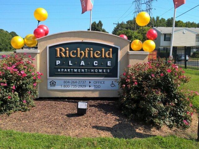 Richfield place apartments richmond va hotpads malvernweather Image collections