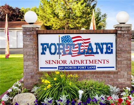 Fort Lane Apartments - Senior Community (55+ age requirement) Photo 1