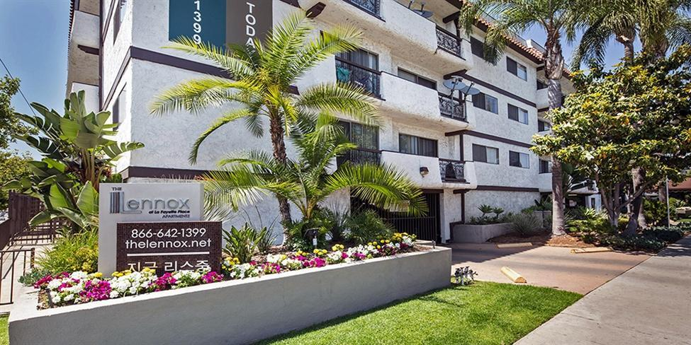 the lennox apartments los angeles ca hotpads