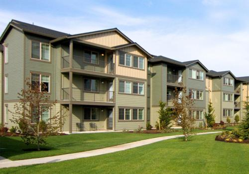 Four Lakes Apartment Homes Photo 1