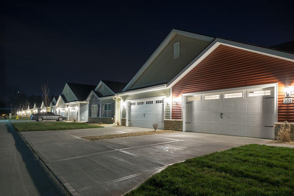 Brand New Ranch Style Rental Homes Burlington Apartments