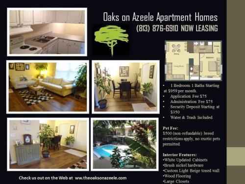 3510 W Azeele Street #264 Photo 1