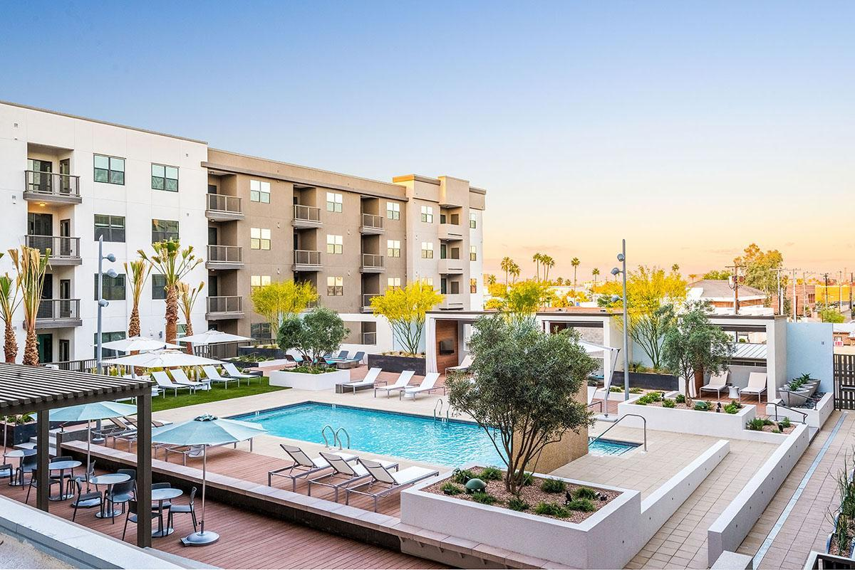 First Place Apartments Tempe