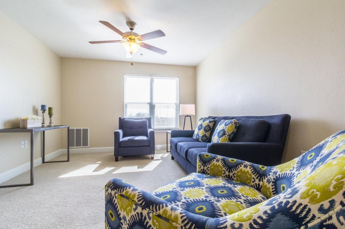 Waverly Terrace Senior Apartments at 2829 Peabody Avenue, Columbus ...