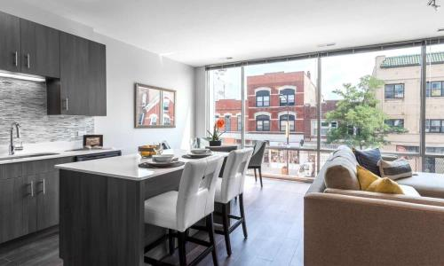 Luxe on Chicago - Brand New Full Amenities Mid-Rise in PRIME West Town Photo 1
