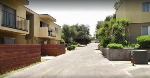 Ramona Oaks Apartments. Riverside ...